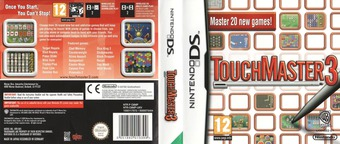 TouchMaster 3 DS cover (C6MP)