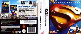 Superman Returns DS cover (ARPP)
