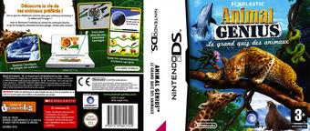 Animal Genius pochette DS (YAGP)