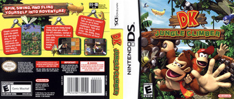 DK - Jungle Climber DS cover (ABUE)