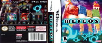 Meteos DS cover (AMTE)