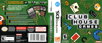 Clubhouse Games DS cover (ATDE)