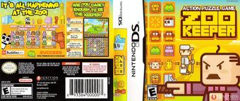 Zoo Keeper DS cover (AZKE)