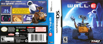 WALL-E DS cover (YWLE)