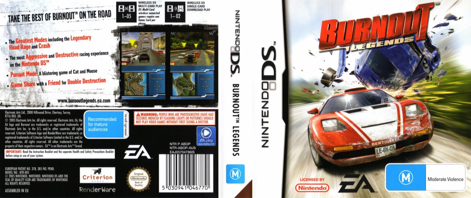 Burnout Legends DS coverfullHQ (ABOP)