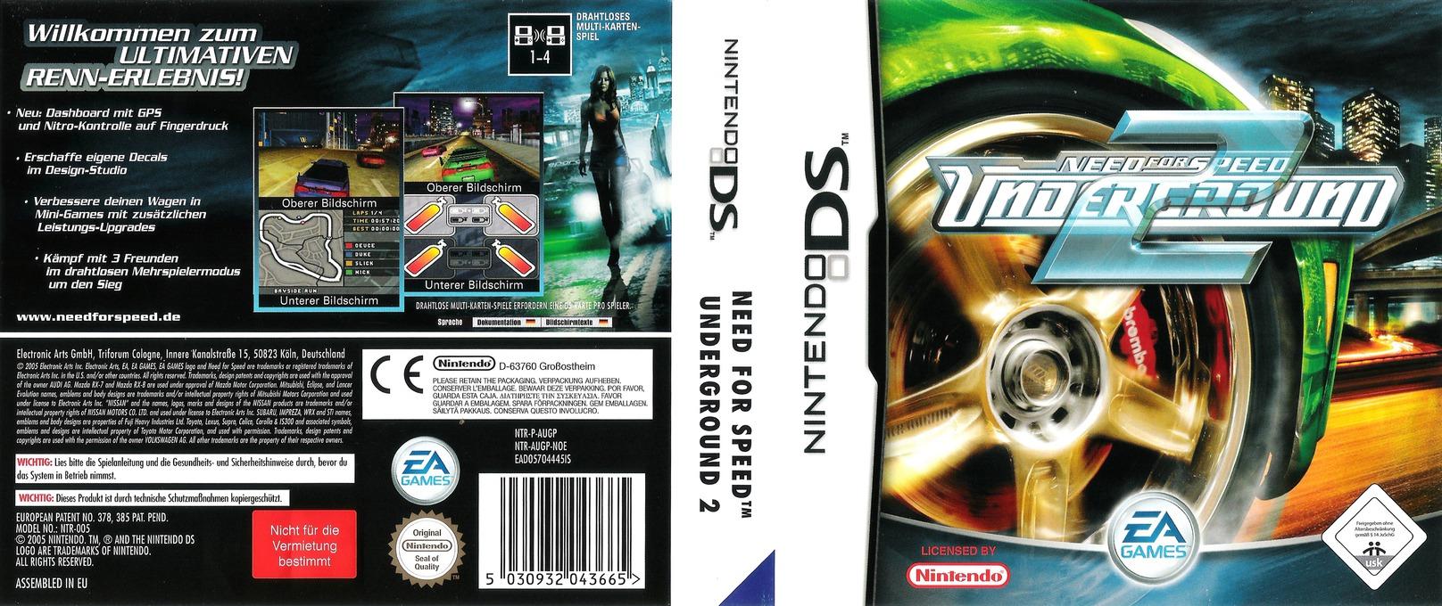 Augp Need For Speed Underground 2