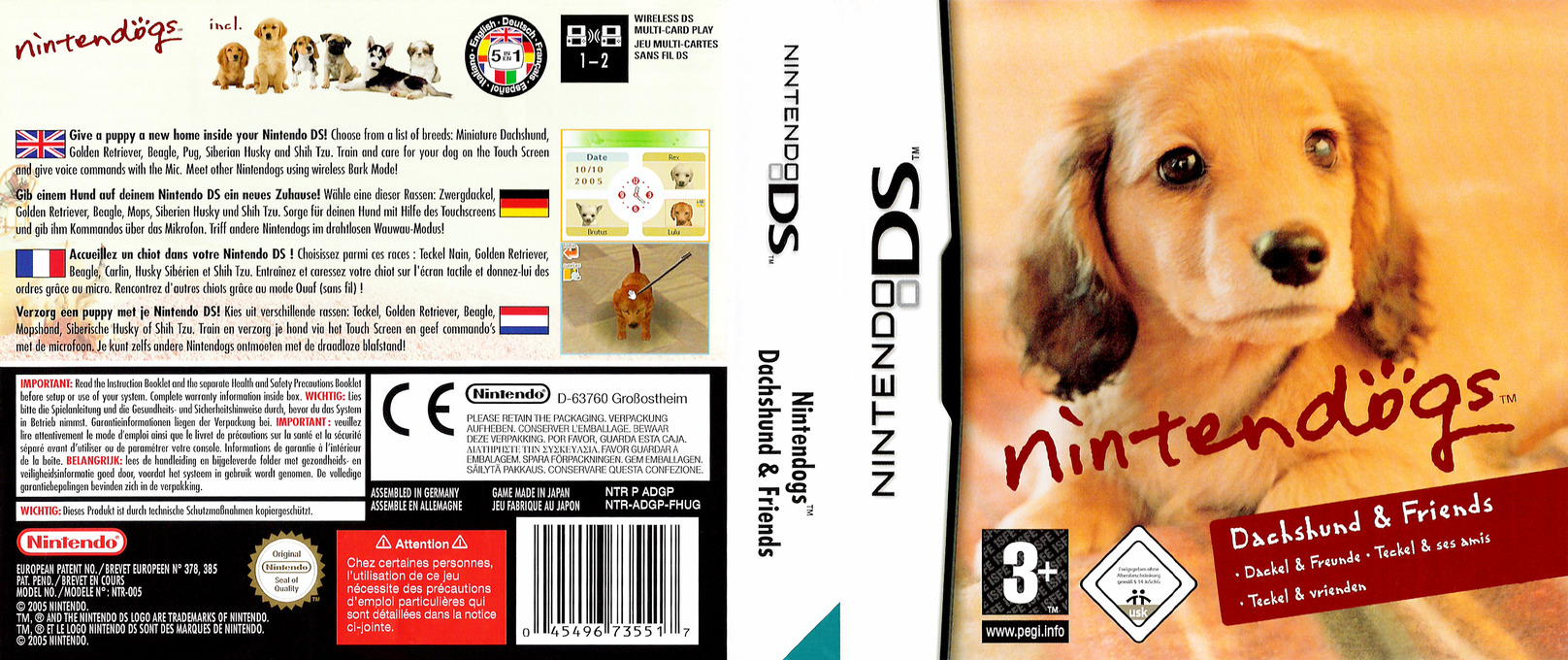 Nintendogs - Dachshund & Friends DS coverfullHQ (ADGP)