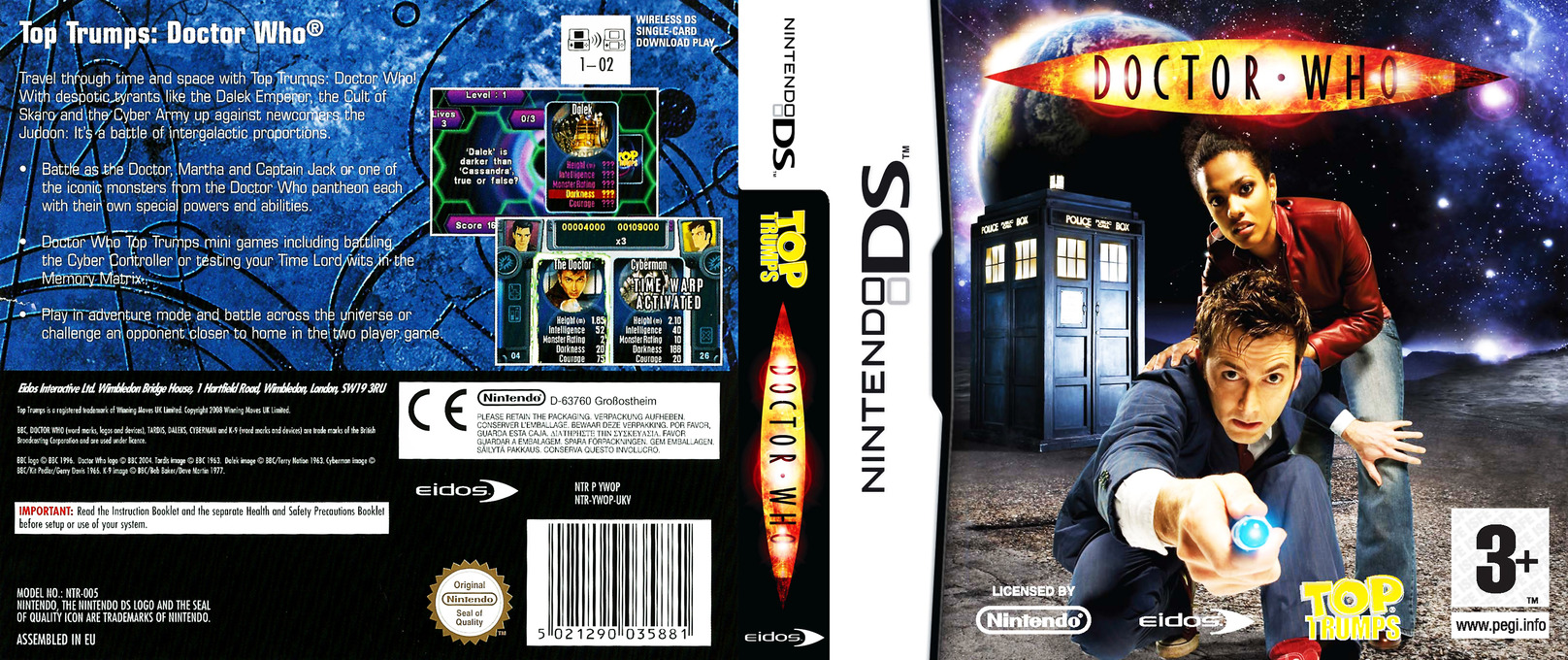 Doctor Who DS coverfullHQ (YWOP)
