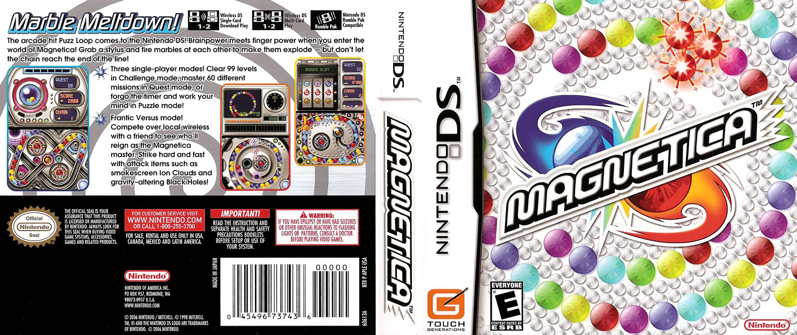 Magnetica DS coverfullHQ (APLE)