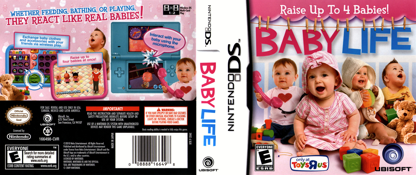Baby Life DS coverfullHQ (CBME)