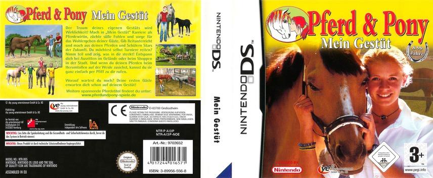 Pferd & Pony - Mein Gestüt DS coverfullM (AI3P)