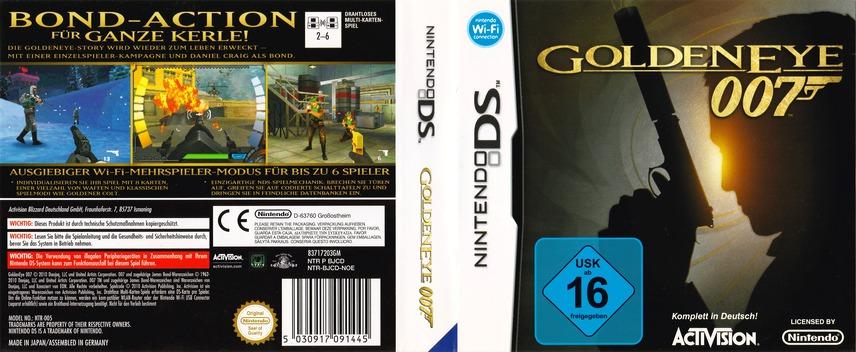 GoldenEye 007 DS coverfullM (BJCD)