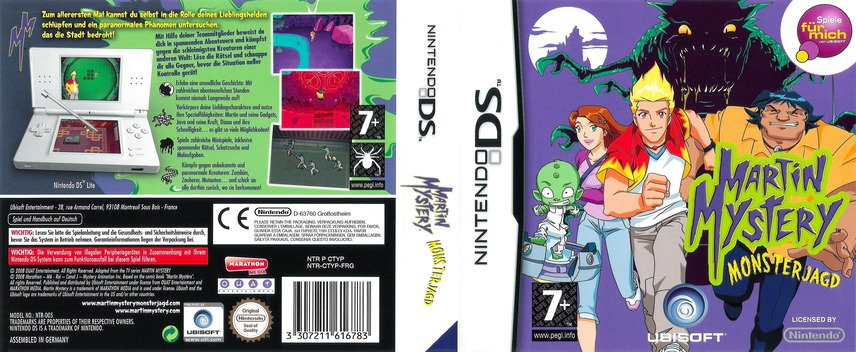 DS coverfullM (CTYP)