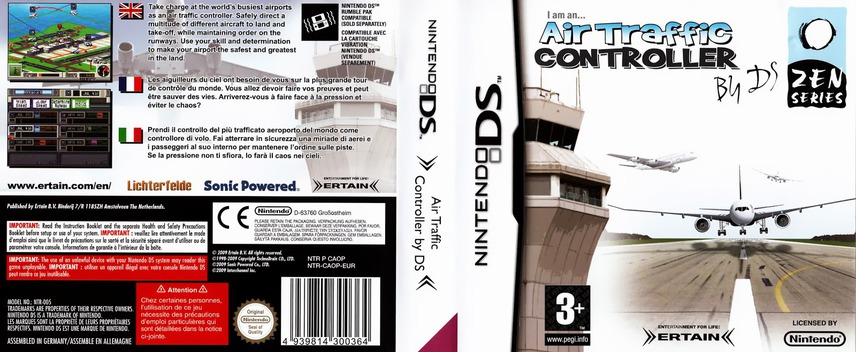 I Am an... Air Traffic Controller by DS DS coverfullM (CAOP)
