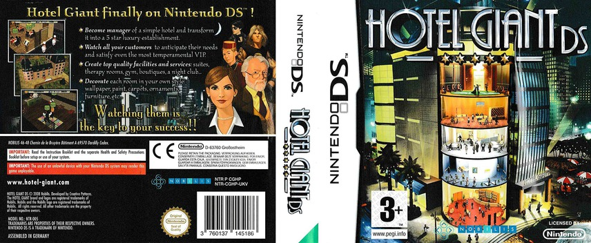 Hotel Giant DS DS coverfullM (CGHP)