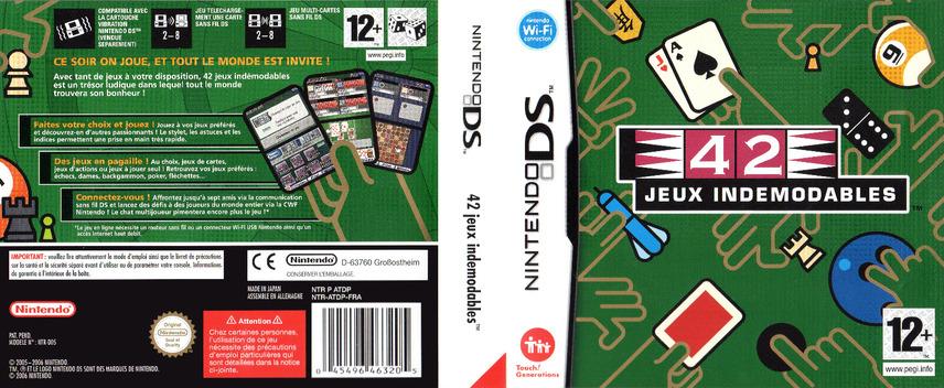 42 Jeux Indémodables DS coverfullM (ATDP)