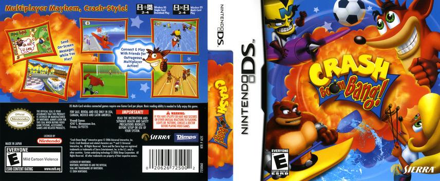 Crash Boom Bang! DS coverfullM (ACFE)
