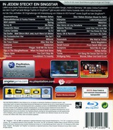 SingStar: Made in Germany PS3 cover (BCES00614)