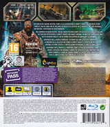 StarHawk PS3 cover (BCES00907)