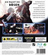 Devil May Cry 4 PS3 cover (BLES00186)