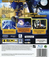Sonic Unleashed PS3 cover (BLES00425)