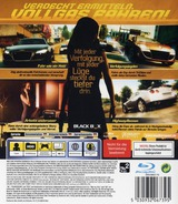 Need for Speed: Undercover PS3 cover (BLES00450)