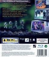 Eat Lead: The Return of Matt Hazard PS3 cover (BLES00495)