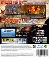 Red Faction: Guerilla PS3 cover (BLES00496)