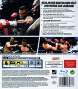 Fight Night Round 4 PS3 cover (BLES00538)