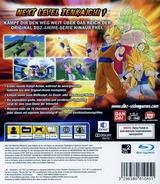 Dragon Ball: Raging Blast PS3 cover (BLES00693)