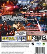 BlazBlue: Calamity Trigger PS3 cover (BLES00820)