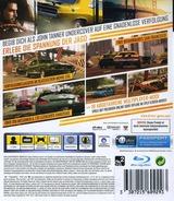 Driver: San Francisco PS3 cover (BLES00891)