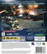 Vanquish PS3 cover (BLES00927)