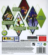 Die Sims 3 PS3 cover (BLES01016)