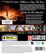Fallout: New Vegas PS3 cover (BLES01057)