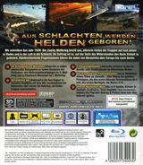 Air Conflicts: Secret Wars PS3 cover (BLES01316)