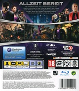 Stains Row: The Third PS3 cover (BLES01342)