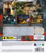 Risen 2: Dark Waters PS3 cover (BLES01398)