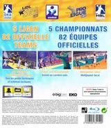 Handball 17 PS3 cover (BLES02243)