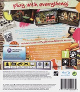 LittleBigPlanet (Game of the Year Edition) PS3 cover (BCES00611)