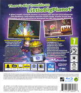 LittleBigPlanet 2 (Extras Edition) PS3 cover (BCES01694)