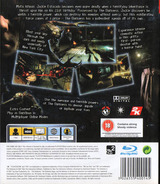 The Darkness PS3 cover (BLES00058)