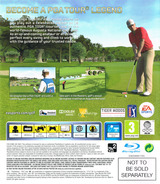 Tiger Woods PGA Tour 12: The Masters PS3 cover (BLES01270)