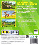 Everybody's Golf: World Tour PS3 cover (BCES00068)