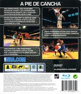 NBA 08 PS3 cover (BCES00112)