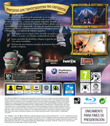 Medieval Moves PS3 cover (BCES01279)