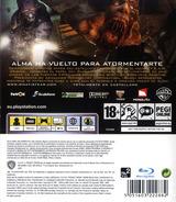 F.E.A.R. 2: Project Origin PS3 cover (BLES00464)