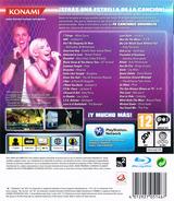Karaoke Revolution PS3 cover (BLES00694)