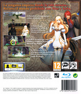 Last Rebellion PS3 cover (BLES00861)