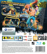 WWE All Stars PS3 cover (BLES00995)